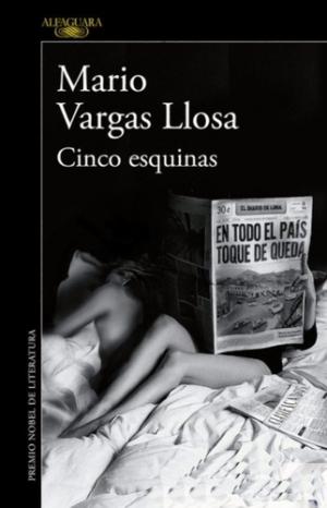 Mario Vargas Llosa capa de romance 46133641
