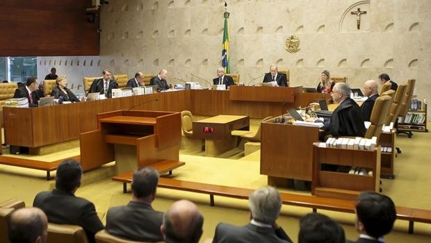 Cunha só não teve o pedido de abertura de ação penal contra ele pedido pelo ministro Luiz Fux, que está em Portugal | Foto: Dorivan Marinho/SCO/STF