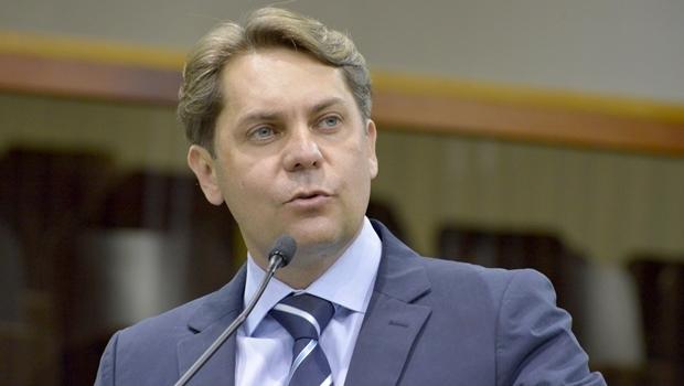 Deputado Bruno Peixoto, autor da projeto | Foto: Y. Maeda