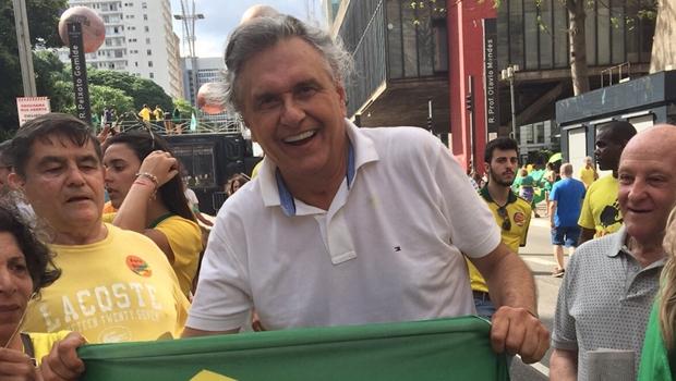 Redes sociais sugerem que em 2018 Ronaldo Caiado deve ser candidato a governador de São Paulo