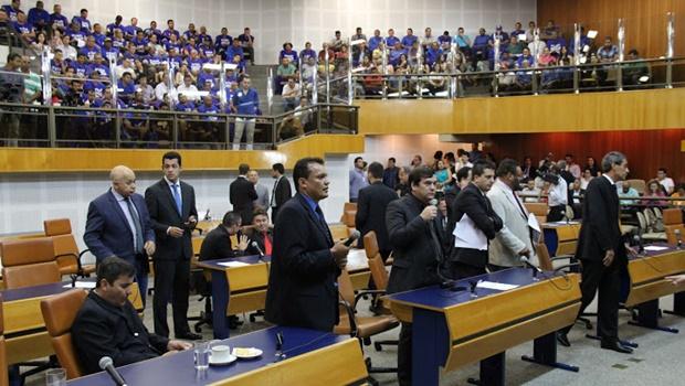 Concessão da Saneago é aprovada em primeira votação na Câmara Municipal
