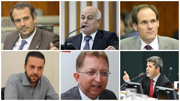 Com janela, 12 parlamentares goianos mudaram de partido