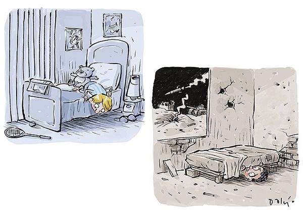 cartuns de Dalcio