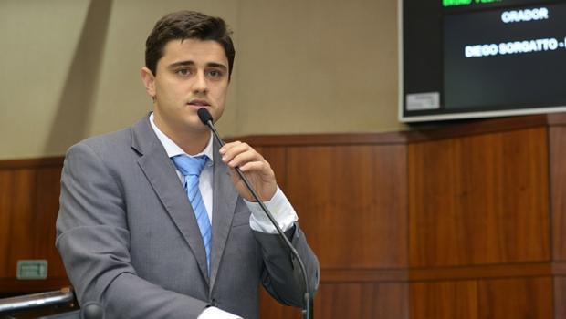 Diego Sorgatto recebe convite do governador Marconi Perillo mas prefere esperar um pouco mais