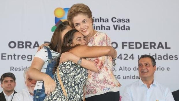 Em Feira de Santana, foram entregues 1.656 moradias do Minha Casa Minha Vida | Foto: Roberto Stuckert Filho/PR