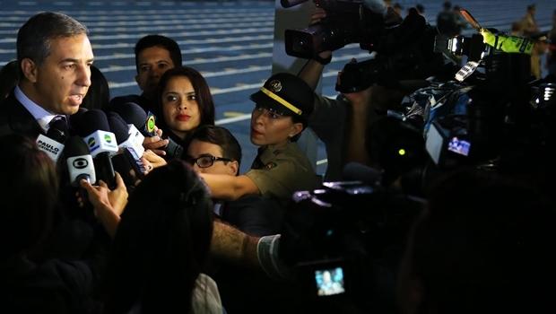 Dados foram passados pelo vice-governador e secretário de Segurança Pública, José Eliton | Foto: Divulgação