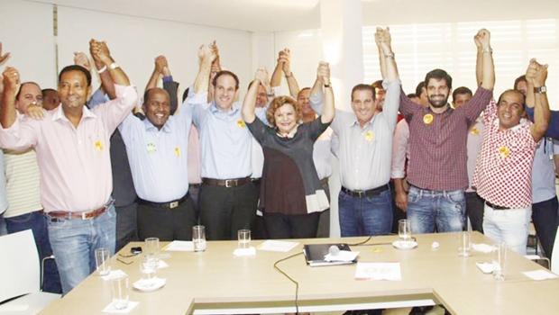 Lissauer Vieira comanda encontro do PSB goiano em Rio Verde