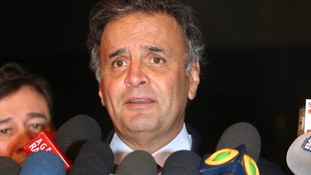 STF abre novo inquérito contra Aécio Neves por lavagem de dinheiro