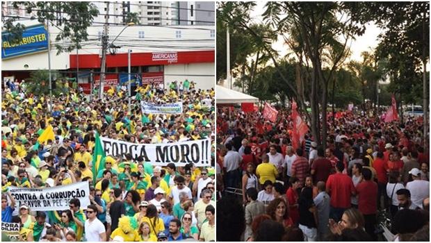 Despertar das classes médias, fortalecendo as instituições, é o grande fato das manifestações de rua