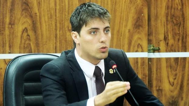 Vereador Marcus Vinícius se filia ao PSD para disputar Prefeitura de Valparaíso