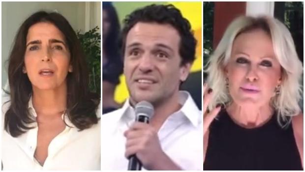 Fotos: Reprodução/TV Globo e Instagram