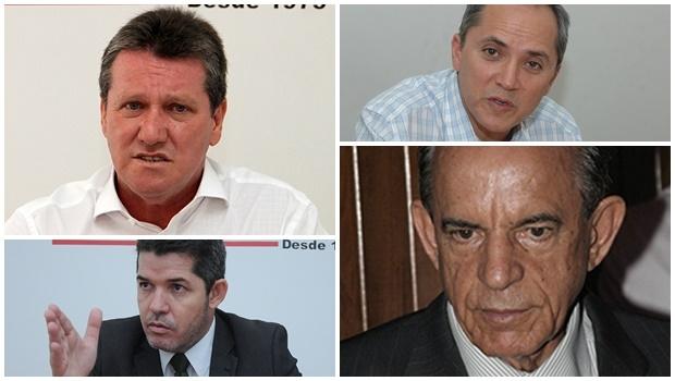 Iris Rezende, Waldir Soares, Luiz Bittencourt e Giuseppe Vecci: quatro bons nomes, três deles vão perder