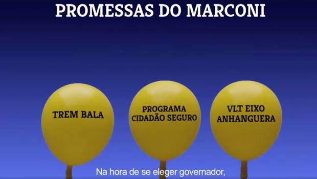 Justiça determina suspensão de pílulas do PMDB com críticas ao governo de Goiás