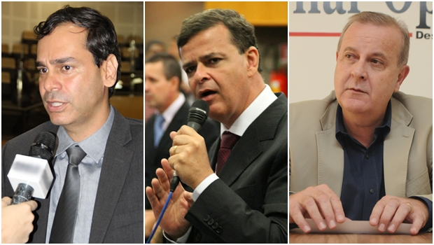 Peemedebistas e Paulo Garcia dizem desconhecer rompimento anunciado por Bruno Peixoto