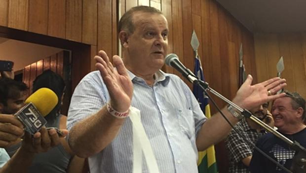 """Paulo Garcia: """"PMDB é uma página virada. Uma página lamentável"""""""