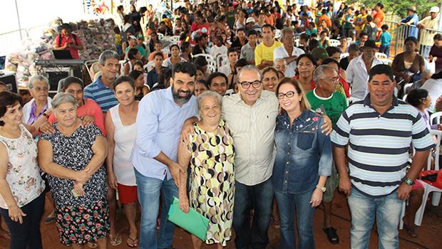 Trindade realiza o maior programa itinerante entre os municípios goianos