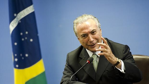 Vice-presidente Michel Temer: conversando com os partidos e começando a dar rumo ao seu cada vez mais provável governo | Foto: Marcelo Camargo/Agência Brasil