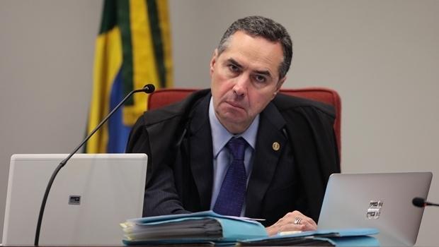 Luís Roberto Barroso, ministro do Supremo Tribunal Federal, teria sido curado de um câncer de esôfago pelo médium de Abadiânia; os médicos quase haviam desistido de seu caso | Foto: Rosinei Coutinho/SCO/STF