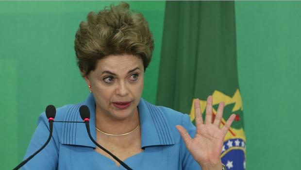 """Dilma: """"Não se conformam que eu não fique histérica"""""""