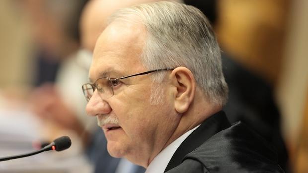 Ministro Edson Fachin, do STF, pediu a revogação das liminares concedidas a três Estados | Foto: Carlos Humberto/SCO/STF