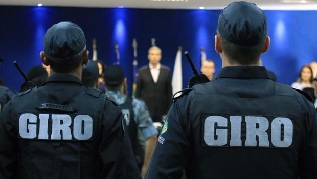 Primeira aula do Curso de Intervenção Rápida Ostensiva da Polícia Militar começou nesta sexta-feira (1º/4)   Foto: André Saddi