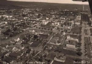 Goiânia em 1935 goiania antiga