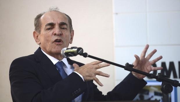 Ministro entregou sua carta de demissão na última quarta-feira   Foto: José Cruz/Agência Brasil