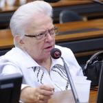 Luiza Erundina - Lucio Bernardo Junior Câmara dos Deputados