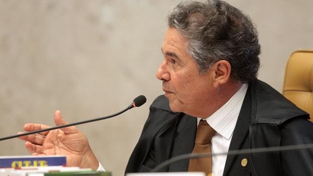 Ministro Marco Aurélio Mello, do STF, não acatou dois pedidos de suspensão do processo de impeachment neste domingo (17/4) | Foto: Carlos Humberto/SCO/STF