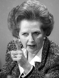 """Magaret Thatcher: a controversa Dama de Ferro que """"ensinou"""" ao mundo como gerir a economia"""