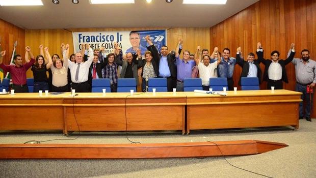 PSD lança pré-candidatura de Francisco Jr. à Prefeitura de Goiânia