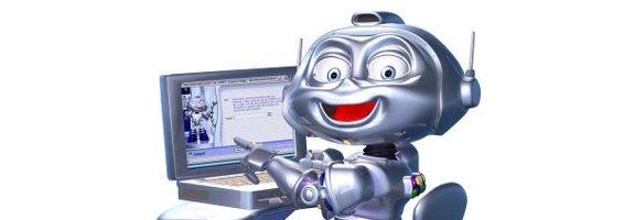 O saudoso robô Ed é um exemplo de Inteligência Artificial, com a qual nós humanos nos relacionamos