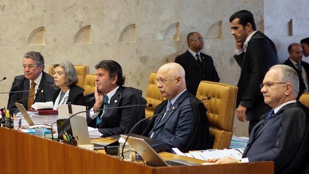 Ministros têm visões diferentes sobra a ordem a ser adotada na votação de domingo (17/4) pelo plenário da Câmara dos Deputados | Foto: Rosinei Coutinho/SCO/STF