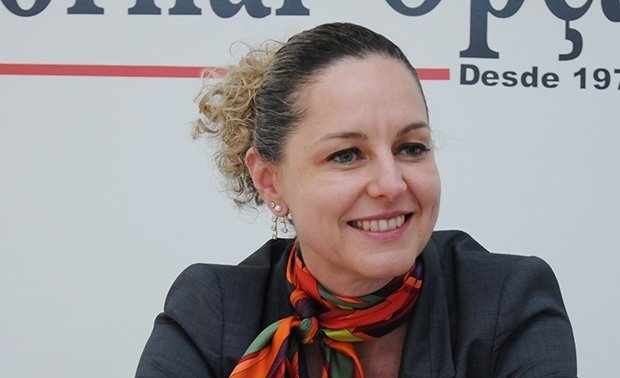 Ana Carla Abrão: por seu trabalho, Goiás vive uma situação menos complicada na economia
