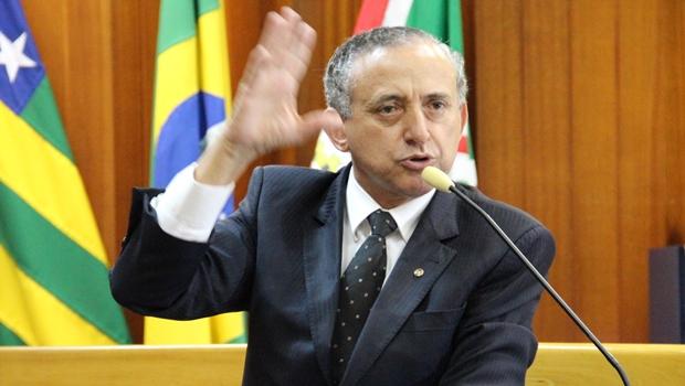 Presidente da Câmara, Anselmo Pereira, que discutir proposta   Foto: Alberto Maia