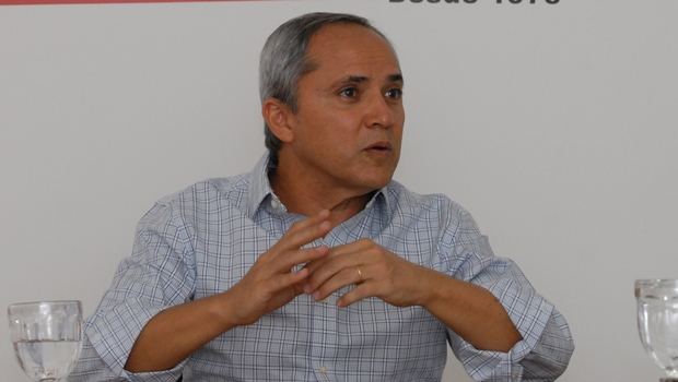 Bittencourt propõe pacto contra Iris em Goiânia