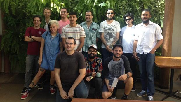 Há muito extrapolando o musical, Bananada lança projeto coletivo com 26 artistas goianos