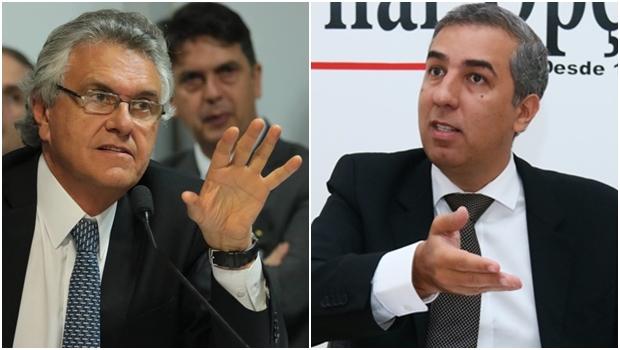 José Eliton vai devolver as críticas de Ronaldo Caiado na mesma moeda