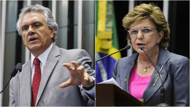 Sem aliança com PMDB, Caiado vai buscar apoio do PSD e do PSB. É mais fácil com o segundo