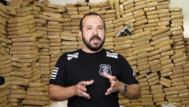 Polícia de Goiás anuncia uma das maiores apreensões de drogas no Estado