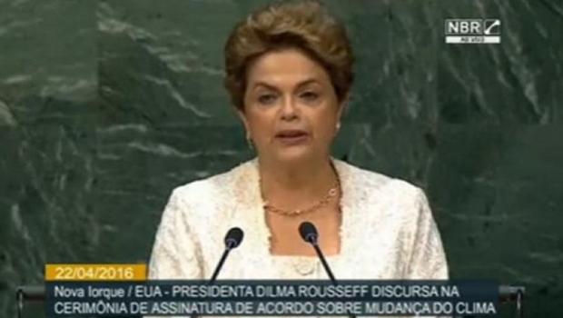 "Em discurso contido na ONU, Dilma alerta para ""momento grave"" do Brasil"
