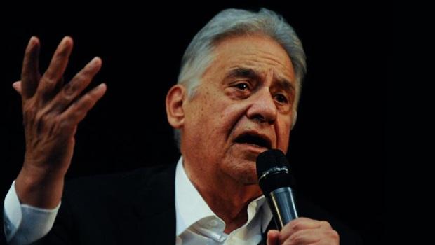 FHC defende que PSDB repudie comentário de Bolsonaro sobre torturador da Ditadura Militar