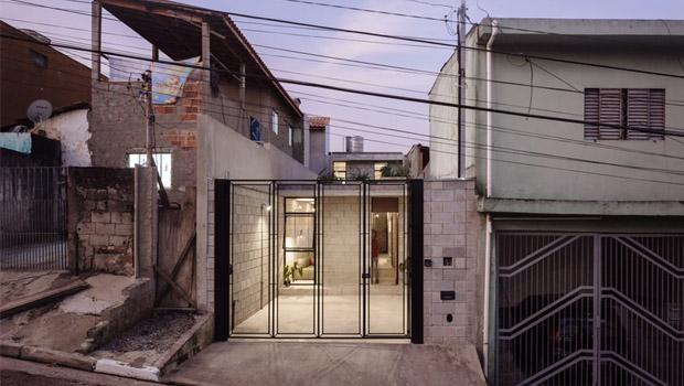 A casa da Dona Dalva mostra: arquitetura não é luxo, mas questão de dignidade