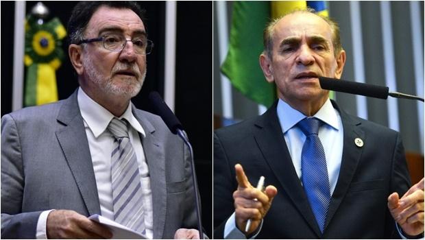 Fotos:Zeca Ribeiro/ Câmara dos Deputados (Patrus) eJosé Cruz/ Agência Brasil (Marcelo)