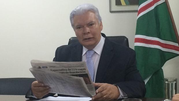 Governo de Goiás aposta em comércio exterior para driblar a crise