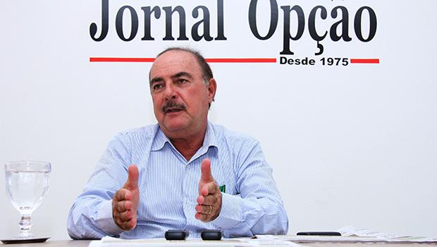 Zacharias Calil diz que Wilder Morais vai ser candidato do DEM a prefeito de Goiânia