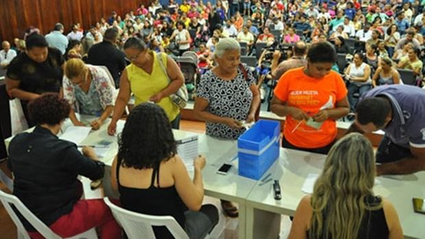 Famílias com renda de até R$1,6 mil sorteadas na 2ª etapa do projeto | Foto: divulgação