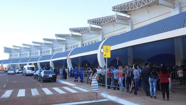 Governo federal quer privatizar Aeroporto de Goiânia