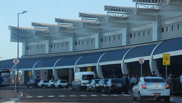 Prefeitura anuncia fiscalização por câmeras no Aeroporto de Goiânia