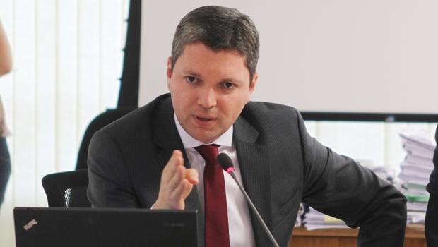 Publicada exoneração de Fabiano Silveira do Ministério da Transparência
